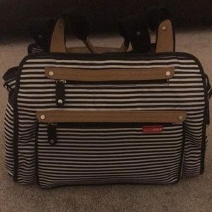 Skip Hop Grand Central Take-it-all Diaper Bag
